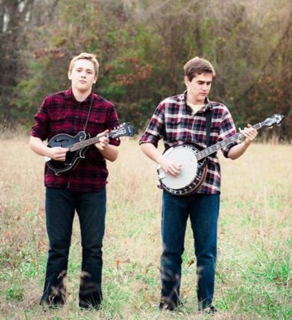 Ben and Caleb Woolverton 2015