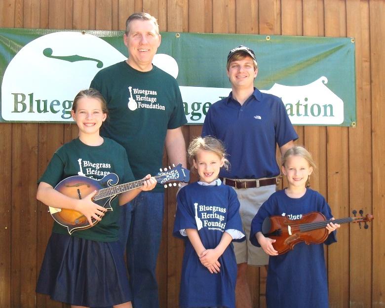 Benedict Family 2009