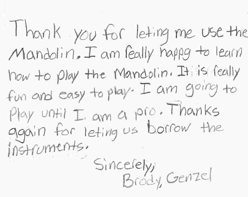 Brody Genzel