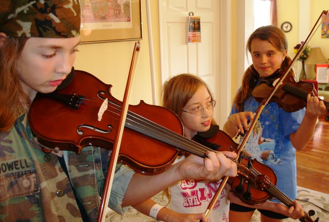 Fiddle & Pick - Sept 2009