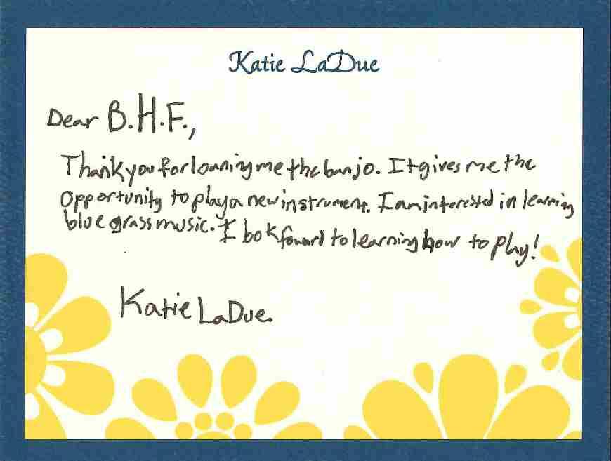 Katie LaDue