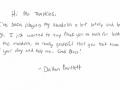 Dalton Bartlett