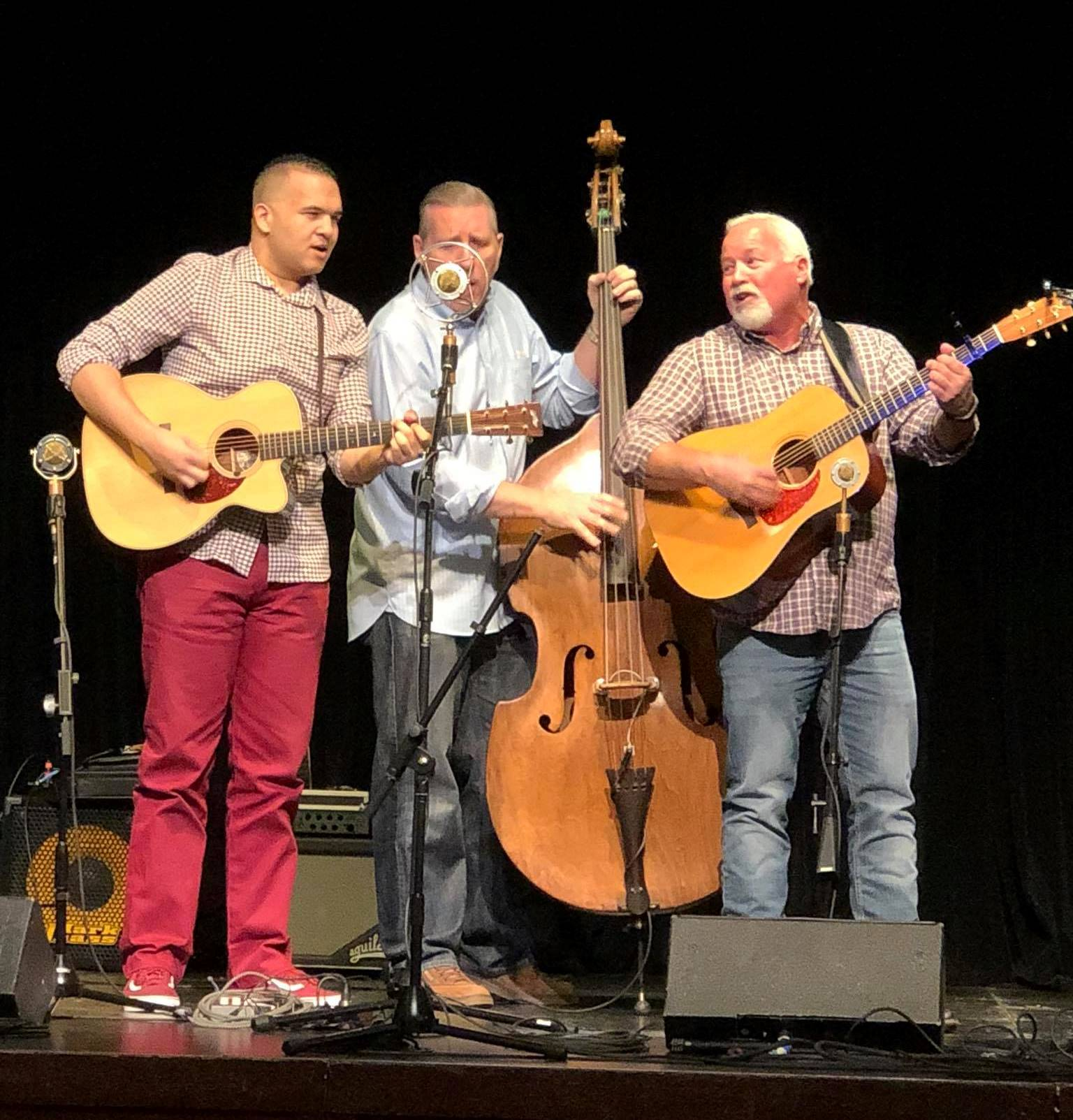 Downtown String Band at Bluegrass Heritage Festival 2018.  Photo courtesy of Tonie Jump.