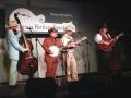 Po' Ramblin' Boys at Bluegrass Heritage Festival 2019.  Photo by Alan Tompkins.