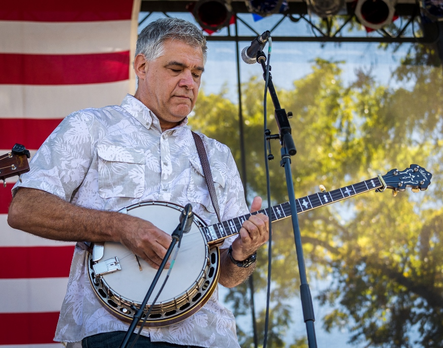 Steve Huber of Texas & Tennessee, Bloomin' 2019 (Nate Dalzell)