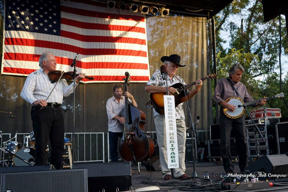 Peter Rowan Bluegrass Band at Bloomin' Bluegrass Festival 2015. Photo by Bob Compere By Bob Compere