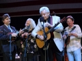 Del McCoury and friends at Bloomin' Bluegrass Festival 2016. Photo by Nathaniel Dalzell.
