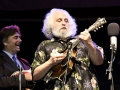 David Grisman at Bloomin' Bluegrass Festival 2016. Photo by Nathaniel Dalzell.