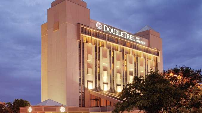 The Doubletree by Hilton Hotel in Richardson, Texas, home of Lone Star Fest