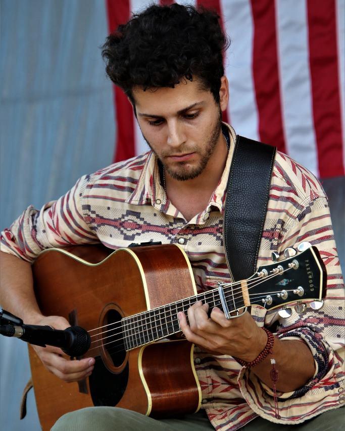 Guitar Contestant Chad Harris (c. G. N. Hancock)