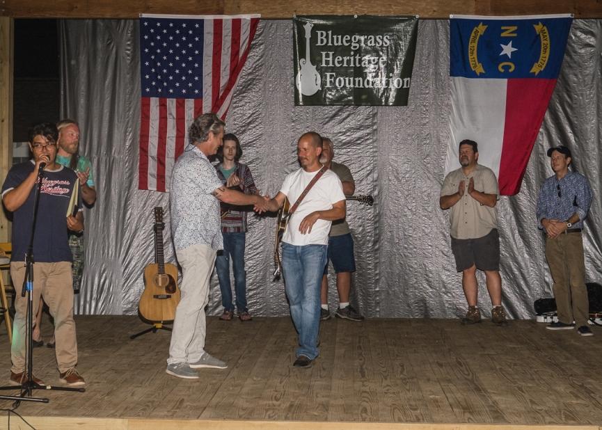 Kennedy, Mabe, & NC 2021 Mandolin Finalists (c. Kirsten White)