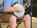 2021 NC Banjo Championship contestant (c. Kirsten White)