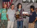Kennedy, Mabe, & 2021 Mandolin Champ Elijah Moore (c. Kirsten White)
