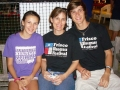 Paige, Ginger, & Chase Worthington at Farmers Branch 2011