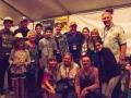 Volunteers, Bloomin' 2019 (Nate Dalzell)