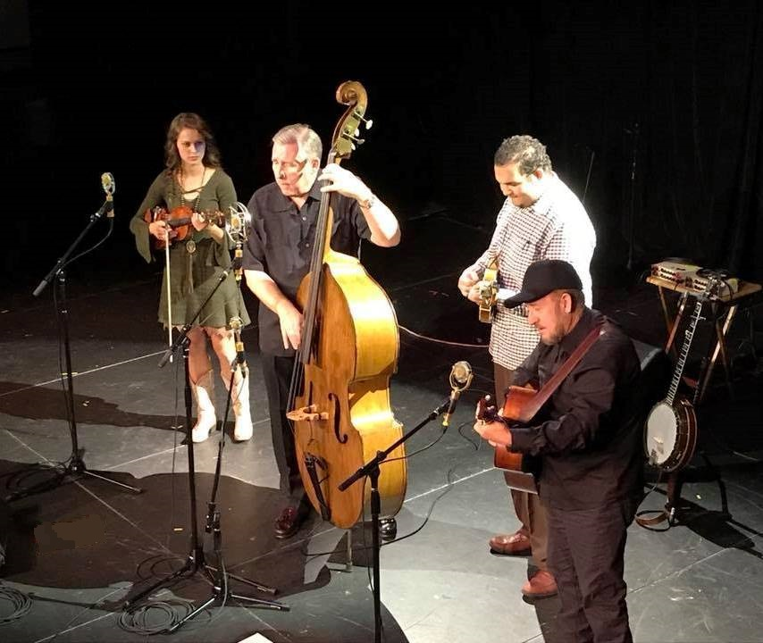 Downtown String Band at McKinney Perf Arts Ctr (11-4-2017) (photo by Julia Sandoz)