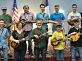 2019 Texas Mandolin Contestants.  Photo by Fred Knorre.