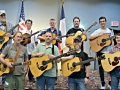 2019 Texas Guitar Contestants.  Photo by Fred Knorre.
