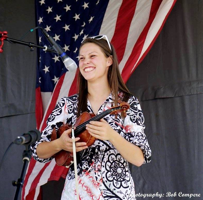 Hailey Sandoz at Wylie Jubilee 2015 (by Bob Compere)