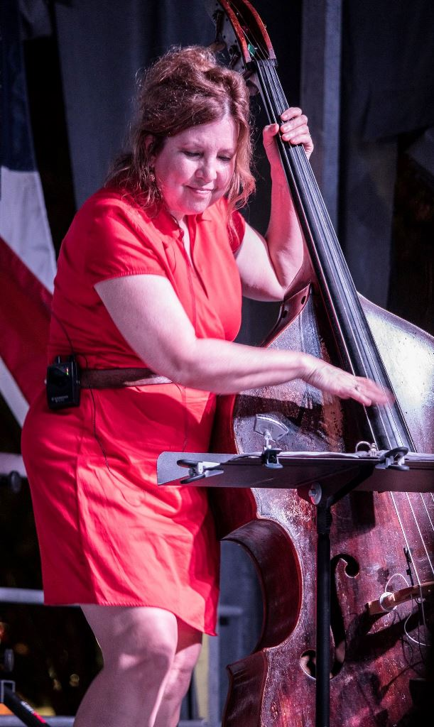 Missy Raines at Wylie Jubilee 2017 by Nate Dalzell