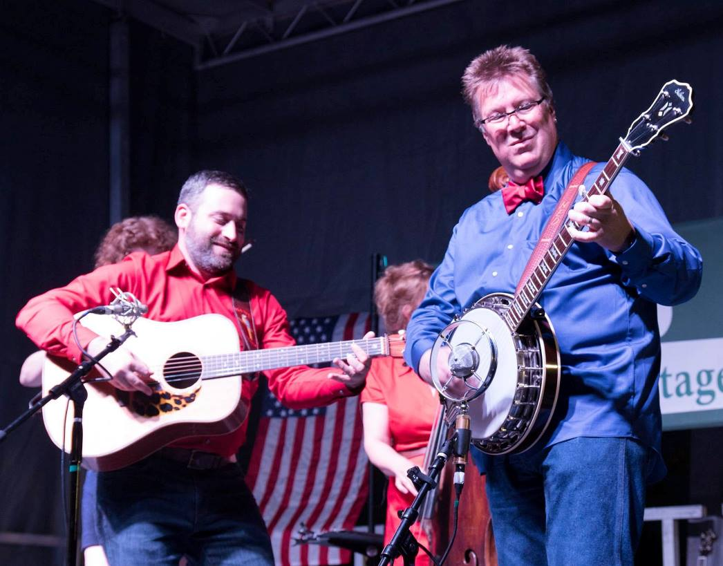 Dan Boner and Ned Luberecki at Wylie Jubilee 2017 by Nate Dalzell