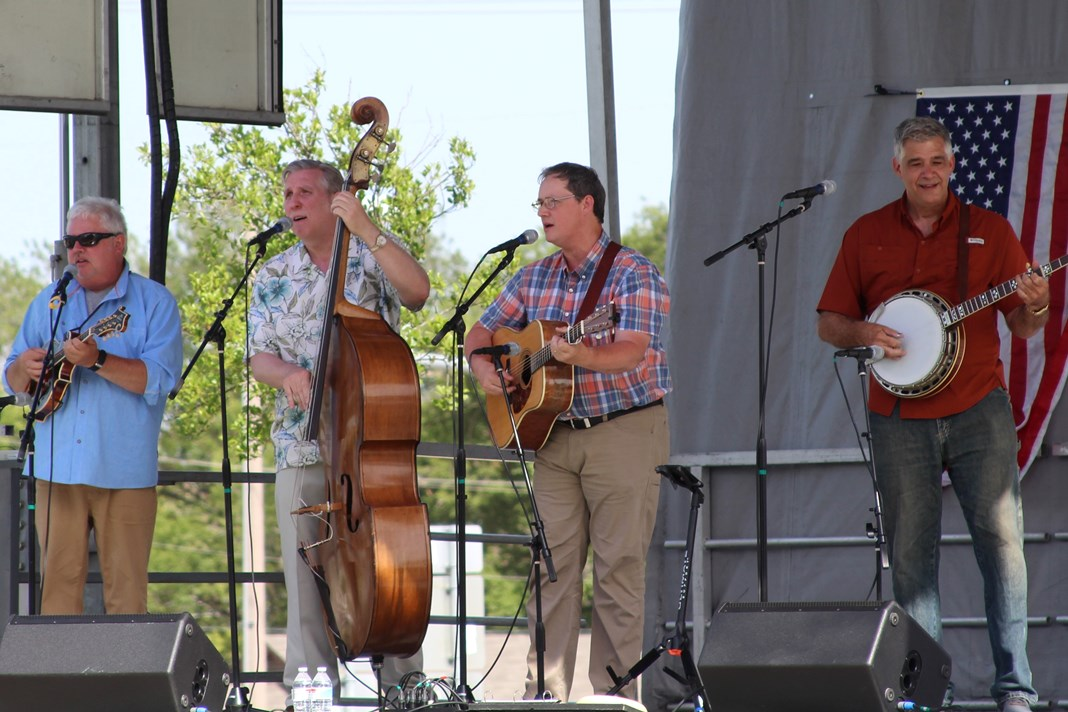 Texas & Tennessee at Wylie Jubilee 2018 (photo by David Ralston)