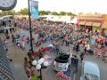 Ballard Avenue with bluegrass music! Wylie Jubilee 2016 by Craig Kelly