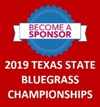 2019 Texas State Contest Sponsorship