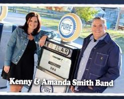 Bluegrass Saturday Night Kenny & Amanda Smith