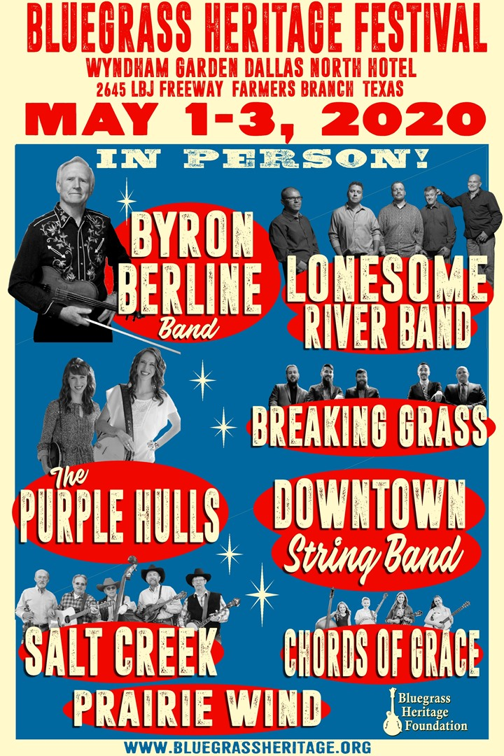Bluegrass Heritage Festival