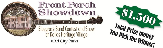 Bluegrass Band Contest