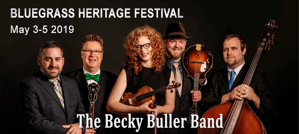 The Becky Buller Band