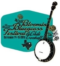 Bloomin' Bluegrass 2016 Festival T-Shirt