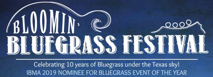 Bloomin' Bluegrass Festival at Farmers Branch Historical Park