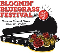 Bloomin' Bluegrass 2017 Festival T-Shirt