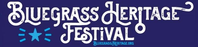 Bluegrass Heritage Festival logo