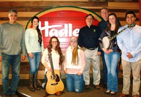 Play It Forward! Group at Hadley's Southern Kitchen
