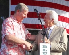 Del McCoury Star Award Presentation