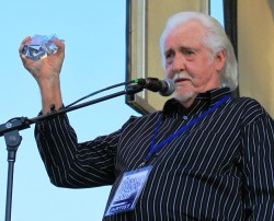 J. D. Crowe Bluegrass Star Award Presentation 2011