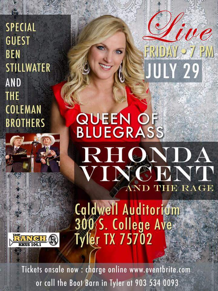 July 29 - Rhonda