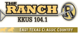 KKUS-FM The Ranch Tyler Texas