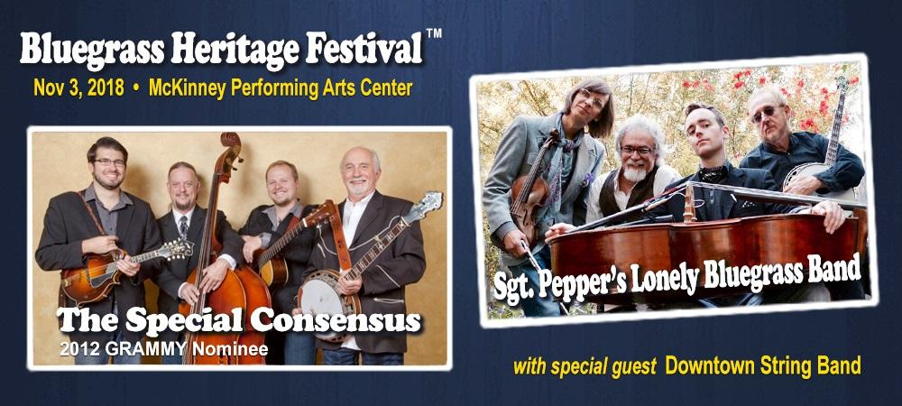 Bluegrass Heritage Festival 2018 Slider