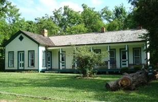 Bill Monroe Home