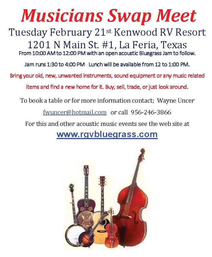 Musicians Swap Meet 2017 Kenwood
