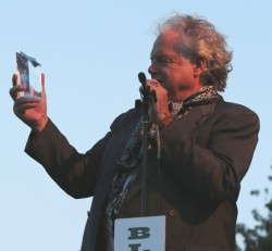 Peter Rowan Bluegrass Star Award Presentation 2012