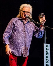 Ricky Skaggs receives Bluegrass Star Award