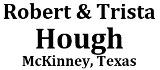 Robert & Trista Hough