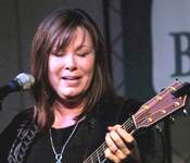 Suzy Bogguss Trio at Lone Star Fest 2015