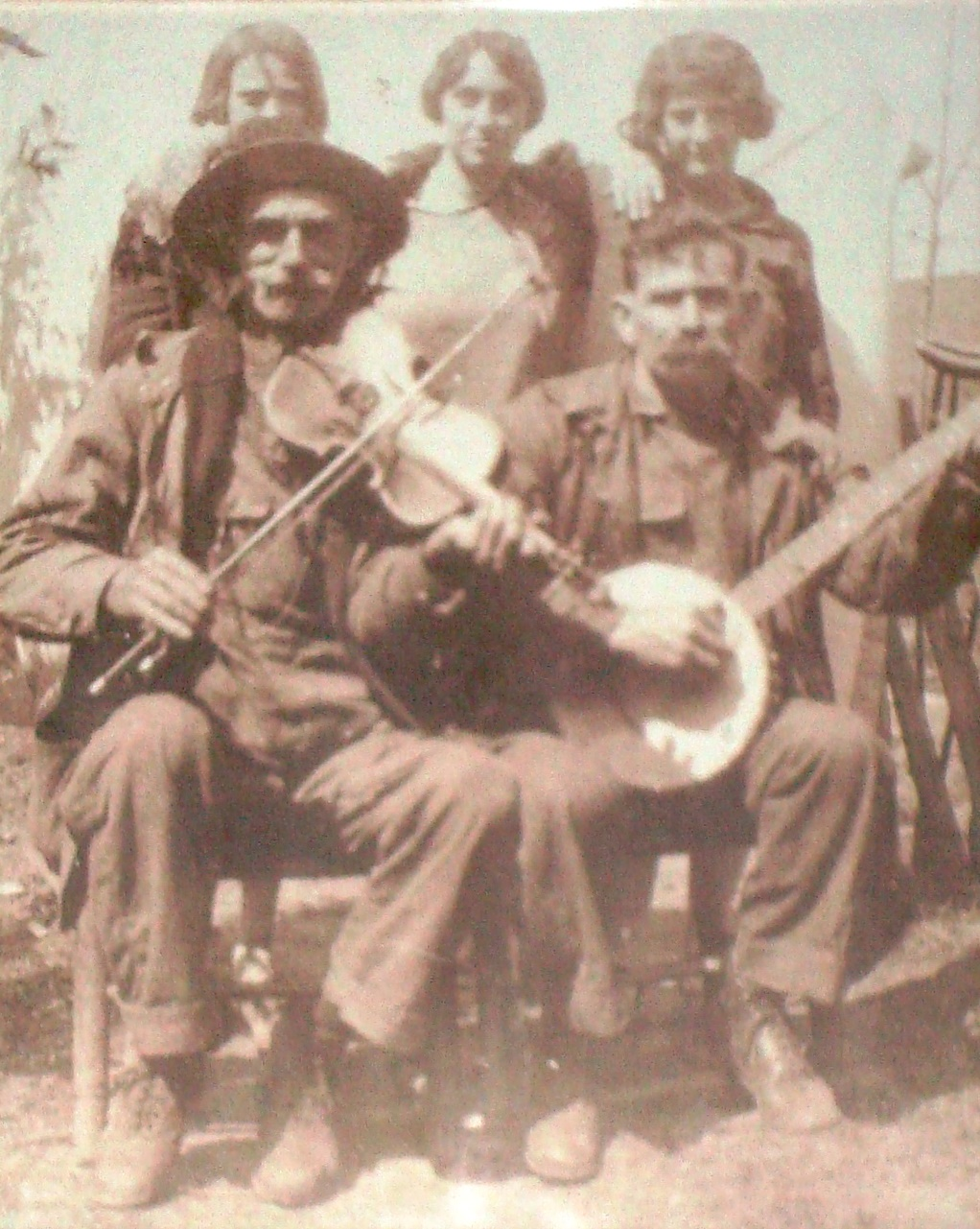 Brief History of Bluegrass Music by the Bluegrass Heritage