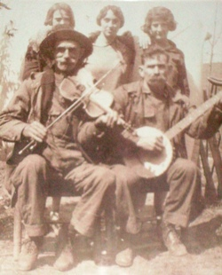 Bill Monroe's Uncle Pen Vandiver